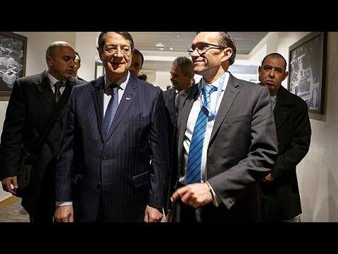 Κυπριακό: Σε κρίσιμη φάση οι συνομιλίες της Γενεύης