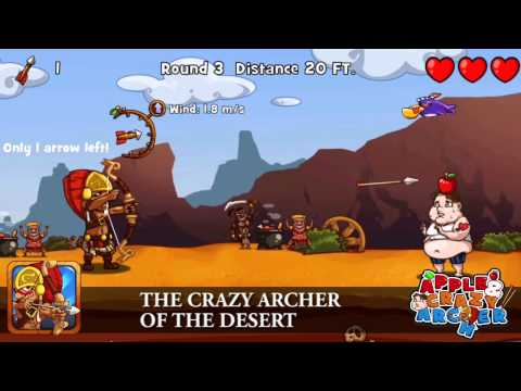 Video of Apple & Crazy Archer