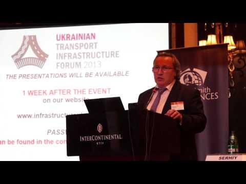 Доклад директора Морган Стенли Украина Игоря Митюкова - Центр транспортных стратегий