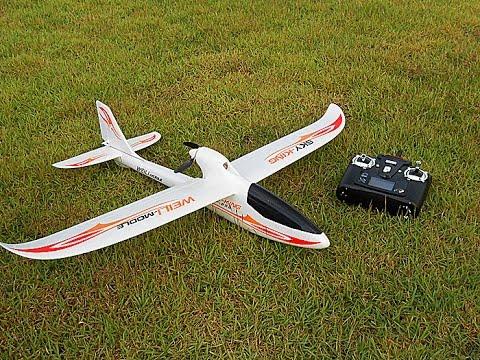 ขายเครื่องร่อนบังคับวิทยุรุ่น F-959 3ch 1XXXบาท ตอนที่ 3****