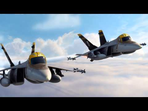 Disney Planes Movie - Sneak Preview!