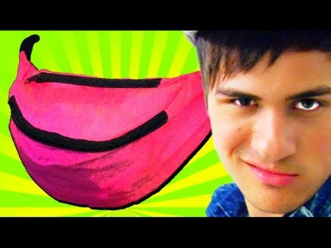 ? MY FANNY PACK! ? (Official Music Video)