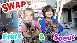 Video SWAP entre FRERE et SOEUR : quel sera le plus beau cadeau ? MP3, 3GP, MP4, WEBM, AVI, FLV Oktober 2017