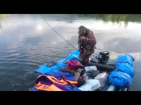 рыбалка на ципе видео
