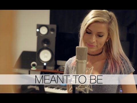 Video Bebe Rexha - Meant to Be feat. Florida Georgia Line (Andie Case Cover) download in MP3, 3GP, MP4, WEBM, AVI, FLV January 2017