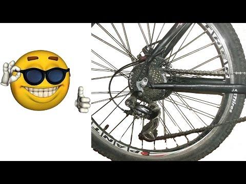 Как сделать каретку велосипеда