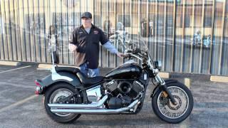 5. Pre-Owned 2009 Yamaha V-Star 1100
