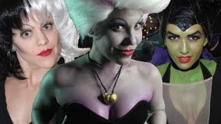 Ladies of Rap: Disney Villains (ft. Lainey Lipson from the MyMusic Show!) - YouTube