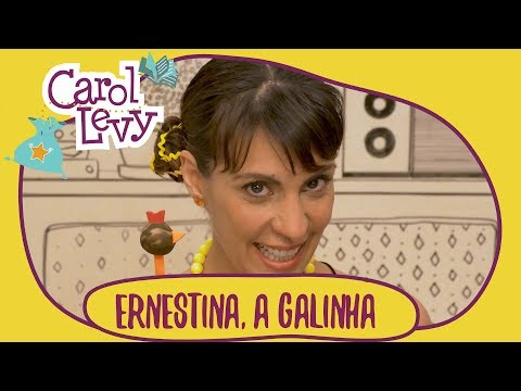 Ernestina, a galinha