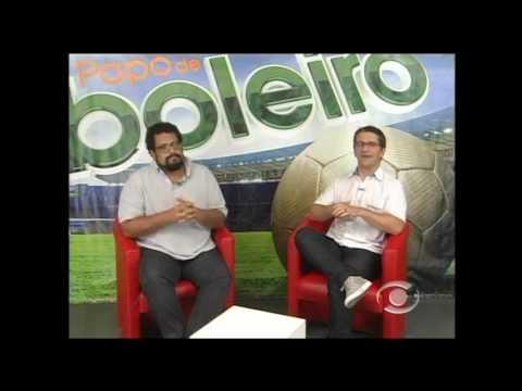 Vídeo Papo de Boleiro - 07 12 2016