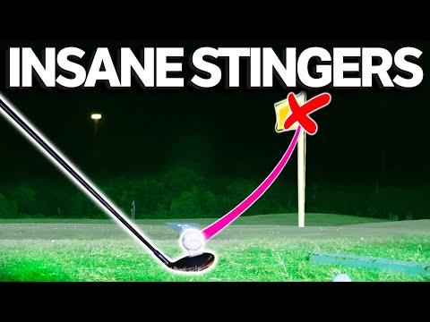 The Ultimate Stinger Challenge | Lit Range *PURE BALL FLIGHTS*