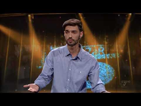 Al Pazar - Na ngeli Denisi në derë - Show Humor - Vizion Plus