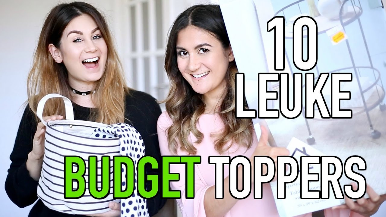 8 ULTIEME BUDGET TOPPERS! BEAUTY, MODE EN LIFESTYLE ★