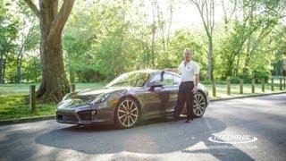 2014 Porsche Cayman S Test Drive&Review