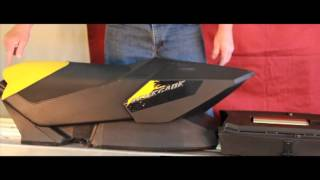 9. Install an XP-137-CM Powder Keg Combo PAK on a Renegade