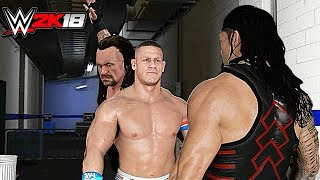 TOP 10 CUTSCENES THAT NEED NEW ANIMATIONS IN WWE 2K18