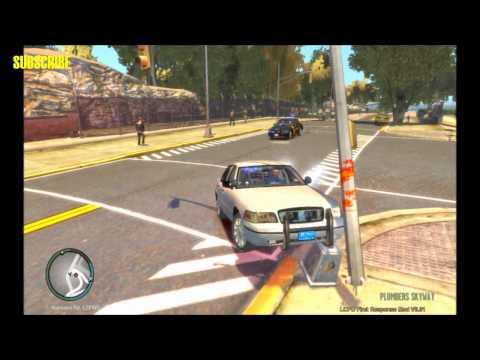 GTA IV - LCPDFR On Patrol Day 4