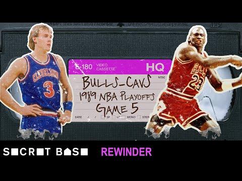 Video: Michael Jordan's
