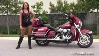 4. Used 2005 Harley Davidson Electra Glide Classic Motorcycles for sale