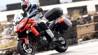 8. 2015 Kawasaki Versys 1000 LT Review