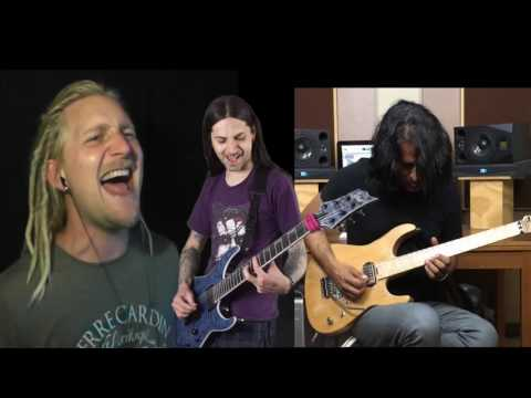 Toto - Hold The Line Meets Metal (with Rob Lundgren And Prashant Aswani)