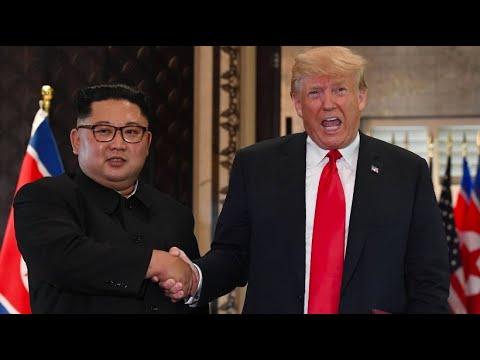 Singapur: Nach Treffen mit Kim - Expertin entschlüs ...