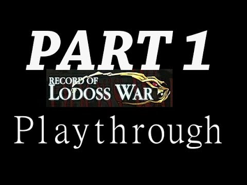 record of lodoss war dreamcast faq