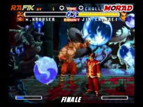Rb2 - french tournament 21/09/08 - part 4 /4 (final) : fatal fury real bout 2 (from real bout battle archive volume 2) Players are : Fath (Xiang fei), Foxy (Kim), ...