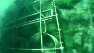 Under water Plumbing