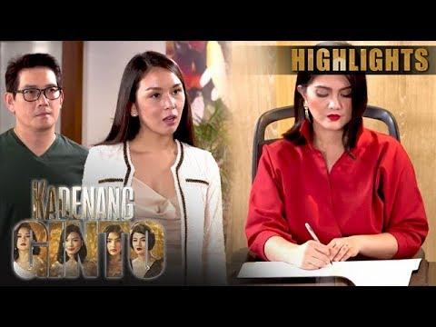 Romina, tuluyan nang nakuha ang kompanya ng Camila kay Daniela | Kadenang Ginto (With Eng Subs)