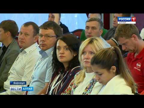 В Барнаул добрались машины автопробега «Дорога молоку»