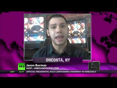 Bailout - Abby Martin talks to Jason Burmas, independent journalist and host at UnboundRadio.com, about the Cypriot bailout and the dangerous precedent the event has s...