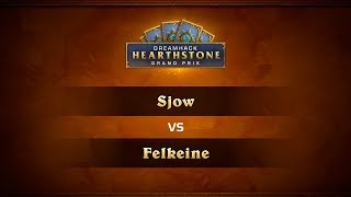 Sjow vs Felkeine, game 1