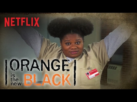 Orange is the New Black Viral Video 'Twas a Night In Litchfield'