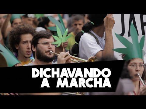 Um rolê na Marcha da Maconha 2015