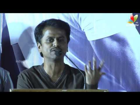 AR Murugadoss : Loyalty keeps disappearing from Cinema Industry | Ner Ethir Audio Launch