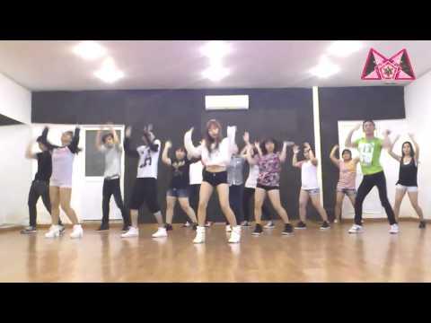"2NE1 – ""CRUSH"" Dance Cover by BoBo's class"