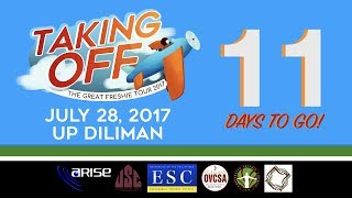 UP Radio Circle is one of the partners of this year's Great Freshie Tour! Greetings! We are UP Radio Circle (UP RC), a student...