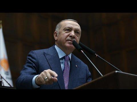 Ερντογάν: «Η Ελλάδα άρχισε να αποδέχεται το καθεστώς που η Τουρκία κήρυξε στη Μεσόγειο» …