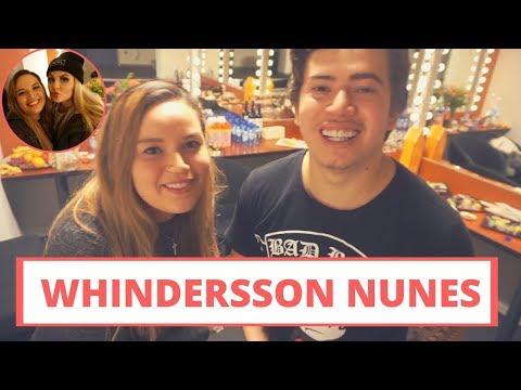 Whindersson Nunes e Luiza Sonza em Amsterdam/ BRUNNACOMDOISNS