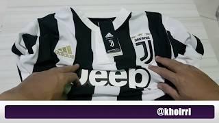 Download Video Jersey Juventus Home 2017 2018 Original Seperti Apa Sih? MP3 3GP MP4