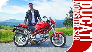 9. 2004 Ducati Monster S2R 800 | Review
