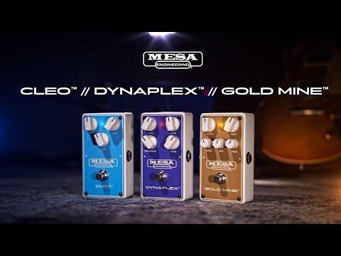 Három új, eltérő karakterű MESA/Boogie overdrive pedál