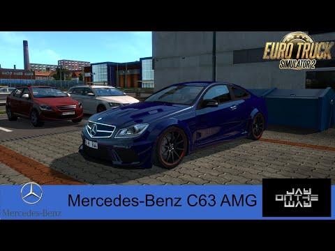 Mercedes-Benz C63 AMG 1.35-1.36