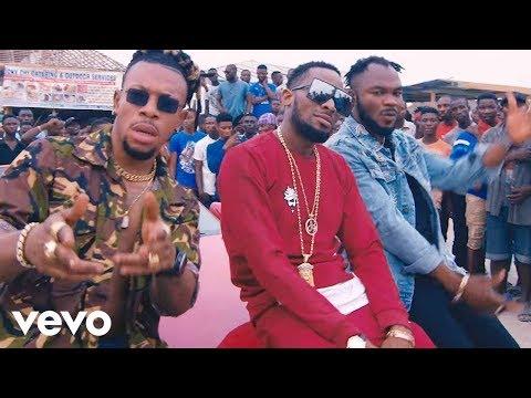 DOWNLOAD VIDEO: D'Banj - Issa Banger Ft. Slimcase & Mr Real mp4