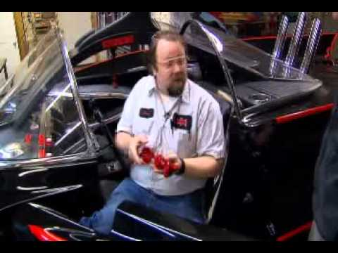 Logansport team recreates Batmobile