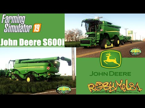 John Deere S600 (2012-2017) Series official v1.0.0.0