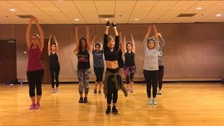 "Video ""CHANTAJE"" Shakira - Dance Fitness Workout Valeo Club MP3, 3GP, MP4, WEBM, AVI, FLV November 2018"