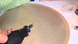 8. Dr. Pulley 0,5gr weight loss with Dremel. How to video.