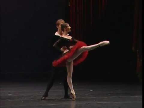 Alina Cojocaru & Johan Kobborg: Don Quixote pdd adagio